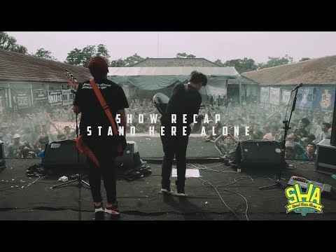 STAND HERE ALONE - SHOW RECAP SMAN 1 RUMPIN BOGOR