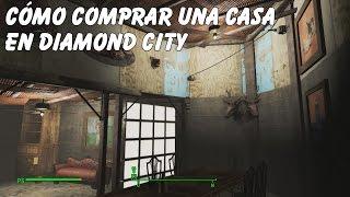 Fallout 4 - Cómo comprar una casa en Diamond City