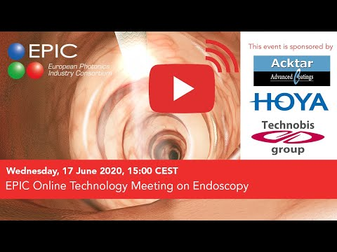 EPIC Online Technology Meeting on Endoscopy