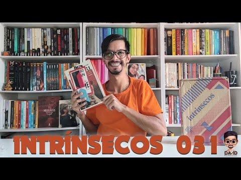 UNBOXING INTRÍNSECOS 031 | CLUBE INTRÍNSECOS | DAVID HENRIQUE