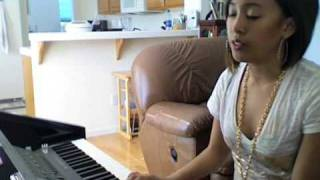 Never Felt This Way by Alicia Keys / Brian McKnight - Michelle Martinez Cover