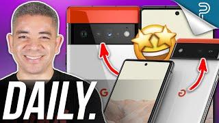 Google Pixel 6 Design Confirmed?! MacBook Pro Redesign Coming VERY SOON & more!