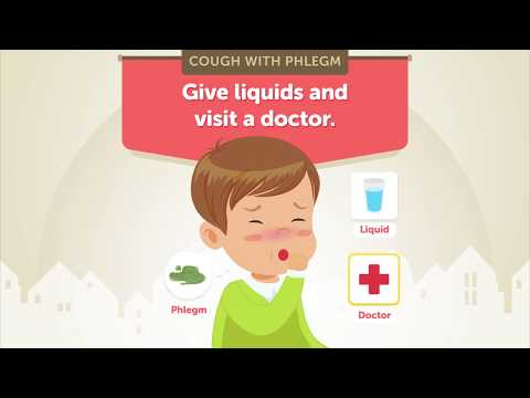Identify the different types of coughs in children- 7 types of cough you should about