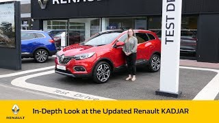 New 2019 Renault Kadjar Walk Around Review