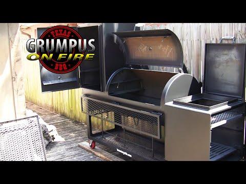 Lone Star Grillz Seasoning - Grumpus On Fire