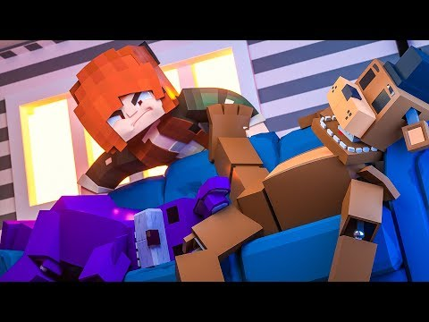 Minecraft FNAF 7 Pizzeria Simulator - Weren't we supposed to leave? (Minecraft Roleplay)