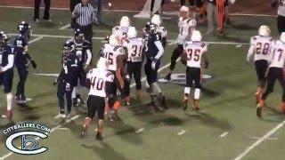 Redford Thurston vs Belleville High