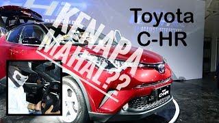 Toyota C-HR akhirnya resmi juga