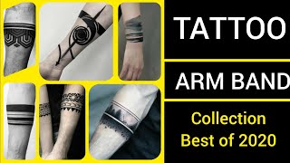 Arm Band Tattoo Collection: Band Tattoo: Best Tattoo Of  2020