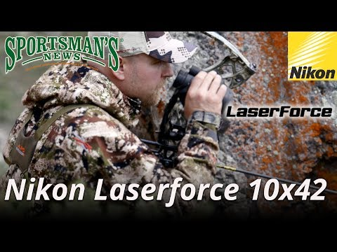 Nikon Laserforce 10×42 Rangefinder Binocular Review