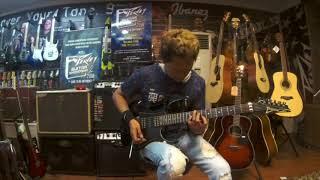 Peavey Guitar Showdown 2018 | AL, Bogor