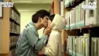 [PlusNineBoys]Chorong&SungjaeKissingScene