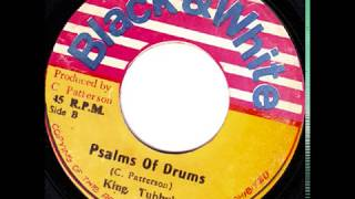 King Tubby - Psalms Of Drums ('77)