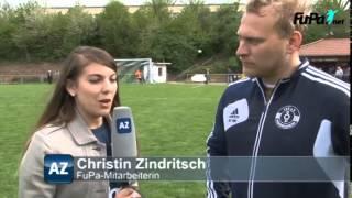 preview picture of video 'Fußballspitzenspiel der A Klasse Mommenheim gegen Harxheim'