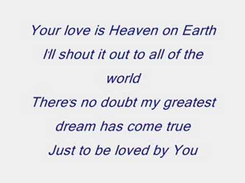 Ouvir Heaven on Earth