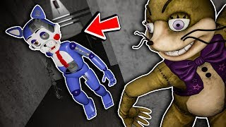 Scary Five Nights at Candy's 2 Hide and Seek! - Garry's Mod Gameplay - FNAF Gmod