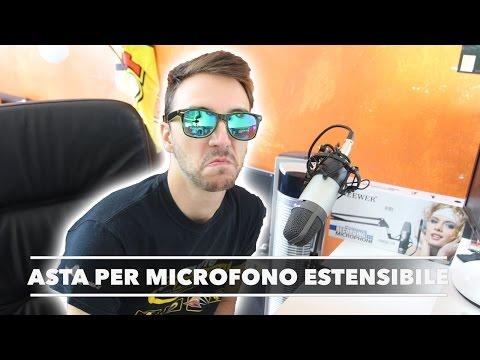 ASTA PER MICROFONO ESTENSIBILE - NEWER 700
