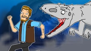 PASULOL Jurassic World Parody กะปอมหลุด