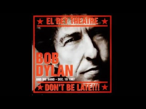 Bob Dylan & His Band - Oh Babe, It Ain't No Lie (Live) - 1997.12.19