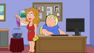 Family Guy - Chris Works For Glenn Guaqmire Part 1