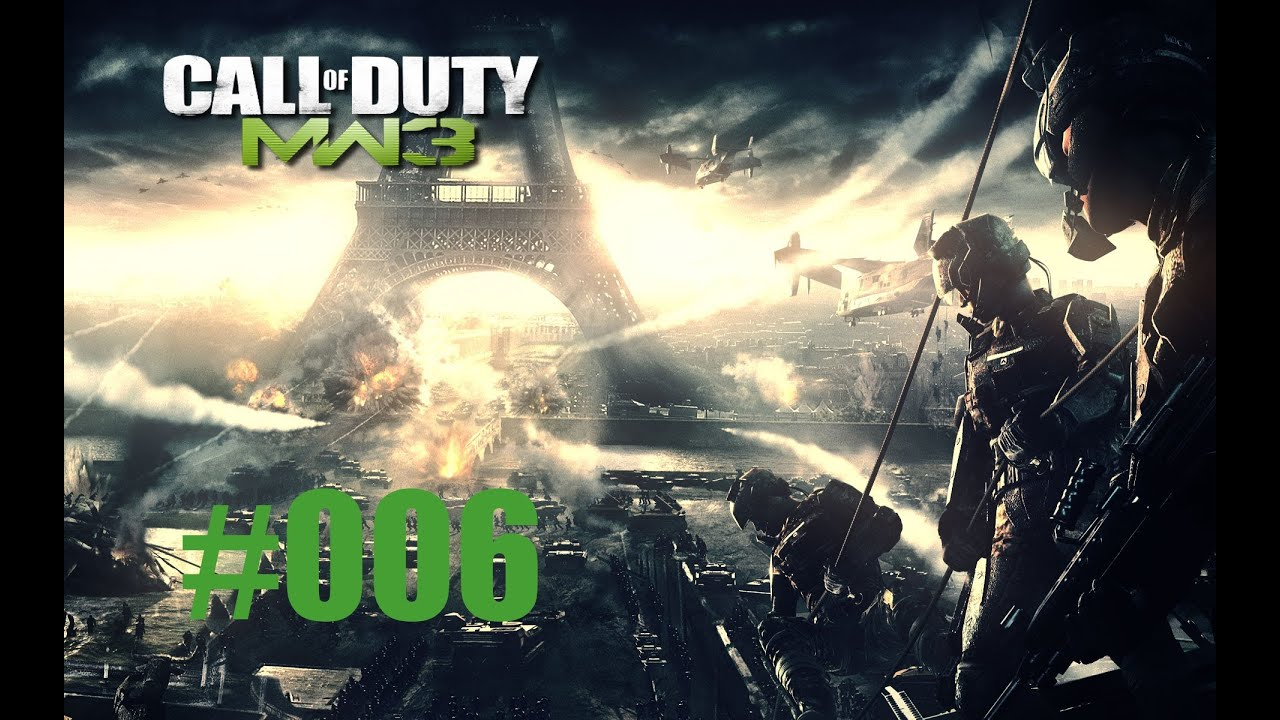 Lets Play CoD MW3 Multiplayer #006 - Arkaden: Search and Destroy