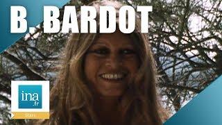 1980 : Brigitte Bardot à La Madrague | Archive INA