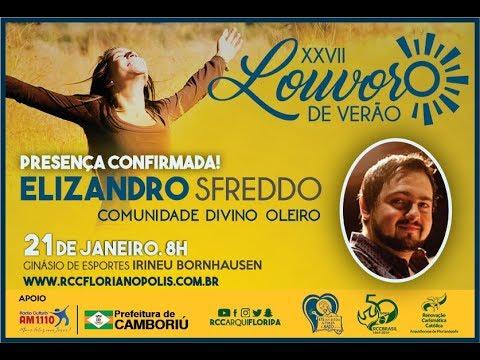 XXVII Louvor de Verão | Convite de Elizandro Sfreddo