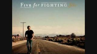 Five for fighting - Above the timberline