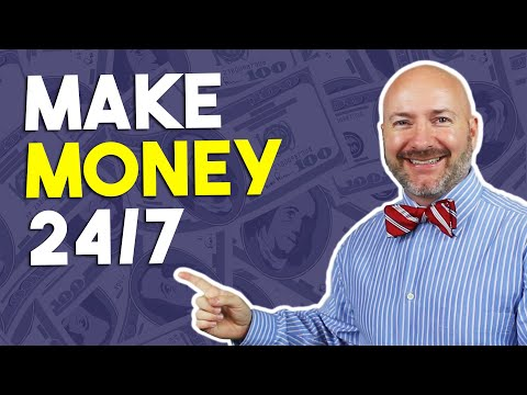 7 Online Side Hustle Jobs (Make Money 24/7)