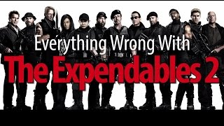 Everything Wrong With The Expendables 2 In 16 Minutes Or Less - dooclip.me