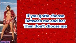 Toni Romiti - Options (Lyrics)