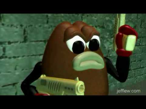 Pixar - Killer Bean II