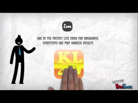 Video of KL 4D Free Live Draw Malaysia