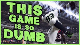 THE DUMBEST GAME OF MY LIFE!! - Madden 16 Ultimate Team | MUT 16 PS4 Gameplay