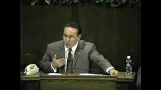 Pastor Ezequiel Salazar   E Invocó Jabes Al Dios De Israel