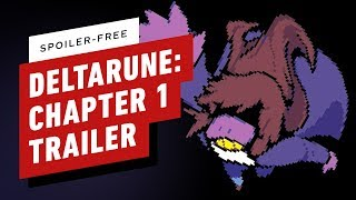 Deltarune Trailer - Nintendo Direct