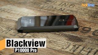 Смартфон Blackview P10000 Pro Mirror Silver от компании Cthp - видео 1