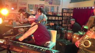The Bernie Worrell Orchestra - Get Your Hands Off Us @ Long Beach 1/21/13