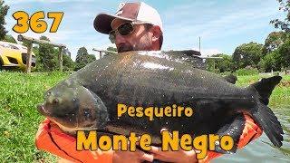 Programa Fishingtur na TV 367 - Pesqueiro Monte Negro