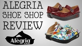 Product Review | Alegria Paloma & Donna Shoes