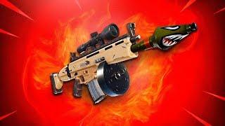La Nueva Mejor Arma De Fortnite - Thegrefg