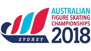 B01 Mixed Age Synchronized Free Skating   2018 Australian Figure Skating Championships