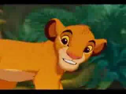 Lion King - Hakuna matata