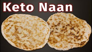 Keto Naan | Grain Free Coconut Flatbread