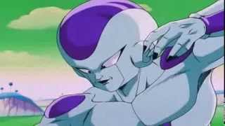 DBZ Goku Llega Al Campo De Batalla - Latino