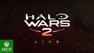 Annuncio Halo Wars 2: Live