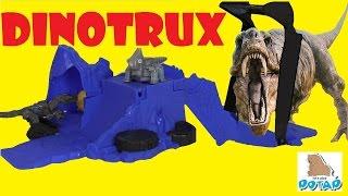 Мультик про Динозавров! ЛОМ И ГРОМИЛА! Scrap & Smash Adventure! Мультики про Динозавров