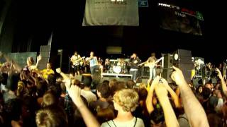 "Dance Gavin Dance ""Heat Seeking Ghost of Sex"" LIVE at Warped Tour 2011"