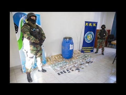 política contra el narcotráfico