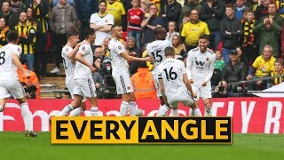 Doherty V Watford | FA Cup Semi-Final | Every Angle